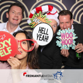 Fremantle Media Photobooth